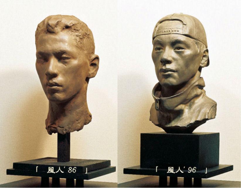「風人86」と「風人96」 松田光司作