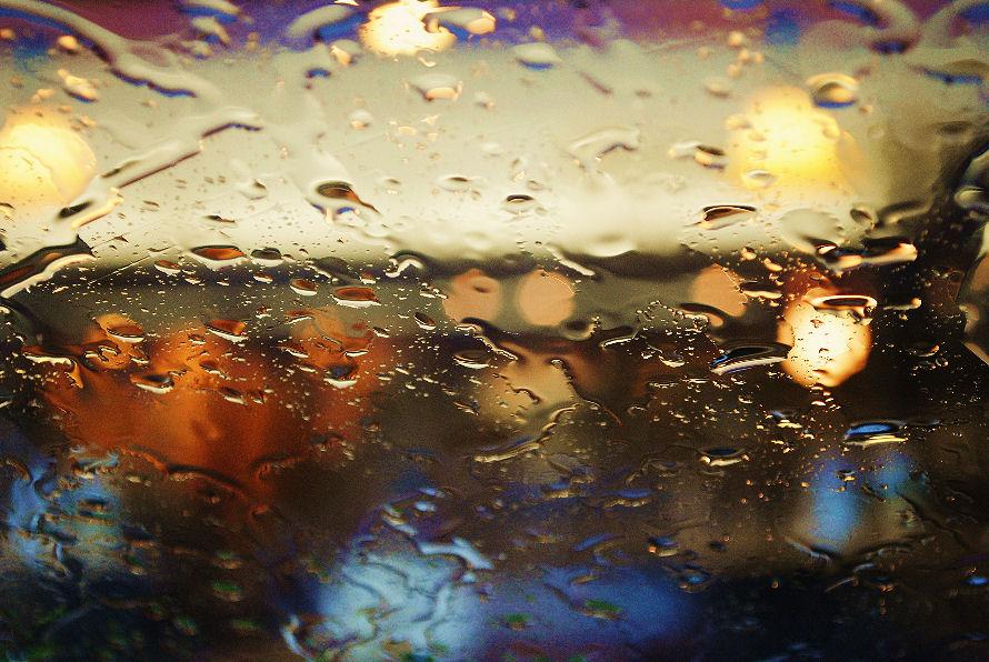 雨の車窓 撮影 松田光司