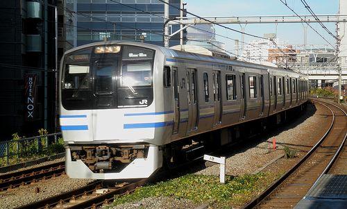 横クラE217系「Y-5」編成(2013年11月24日・五反田駅)1