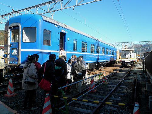 スハネフ14 20(富士急行下吉田駅・2013年11月30日)3