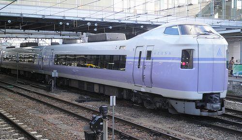 長モトE351系・クハE350-100番代(2013年12月1日・松本駅)2