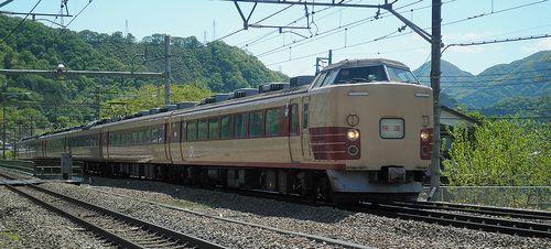 宮オオ183系「H61」編成(2013年5月3日・鳥沢駅)
