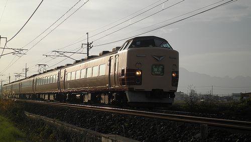宮オオ183系「OM103」編成(2010年11月14日・安中~磯部間)2