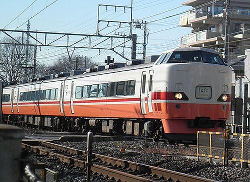 宮オオ189系「OM201」編成(2010年12月25日・東大宮駅)