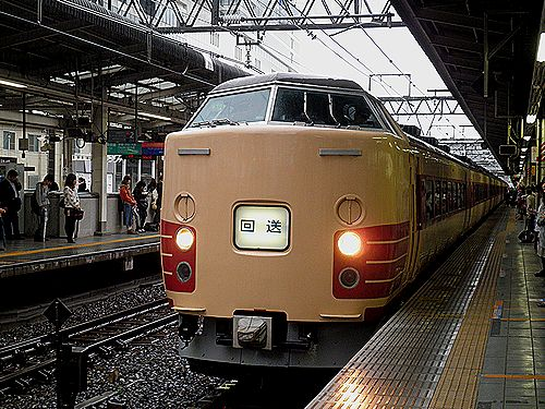 宮オオ183系「H102」編成(2011年5月11日・池袋駅)