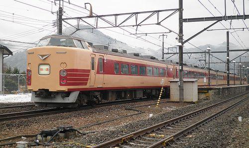 宮オオ183系「OM102」編成(2012年12月29日・鳥沢駅)2