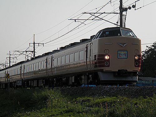宮オオ183系「OM103」編成(クハ183-1527)(2011年5月8日・大平下~栃木間)
