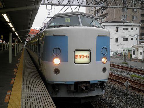 千マリ183系「31」編成(2012年7月7日・土呂駅)