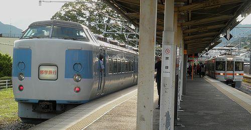 千マリ183系「31」編成(2012年6月9日・松田駅)2