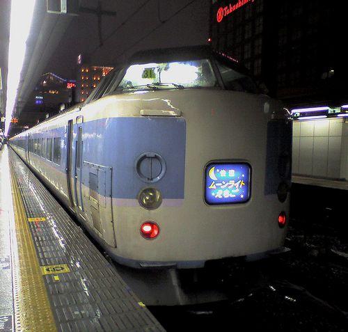 千マリ183系「31」編成(2010年3月24日・新宿駅)