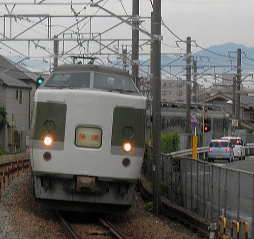 長ナノ189系「N102」編成(2012年6月17日・矢川駅)1