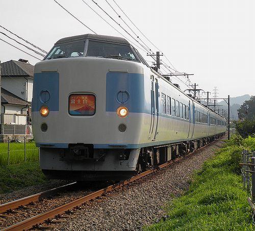 八トタ183系「M50」編成(2013年7月21日・禾生~赤坂間)
