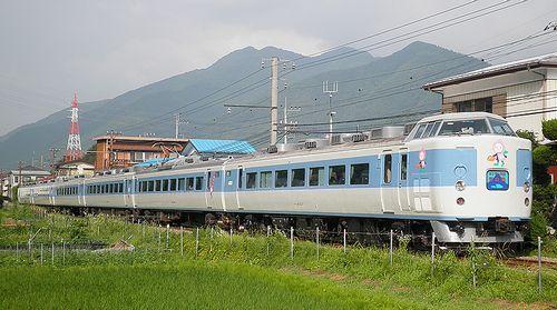 八トタ183系「M50」編成(2011年7月2日・寿~葭池温泉前間)
