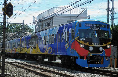 西武3000系(3011F) (2012年6月10日・大泉学園~保谷間)1