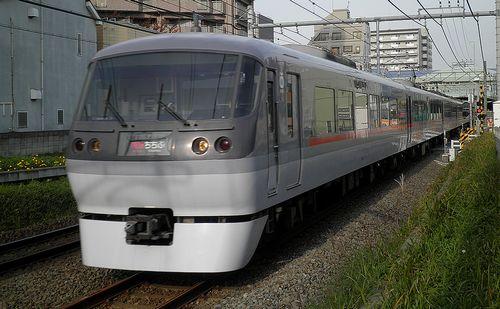 西武10000系(レギュラーカラー)(2011年11月27日・ひばりヶ丘~東久留米間)