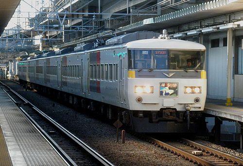 宮オオ185系「OM 06」編成(2014年1月7日・西大井駅)