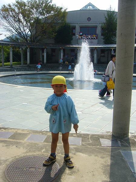 噴水広場縦
