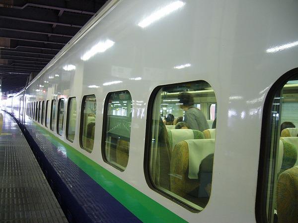 新幹線『とき』