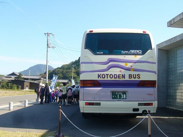 バスに乗って、さようなら