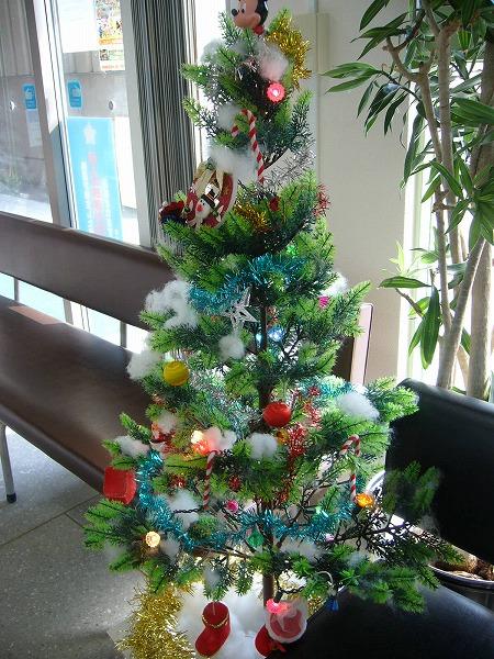 クリスマスツリーH23