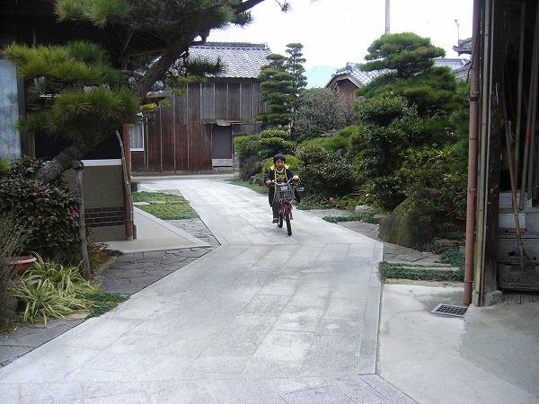 自転車乗り1