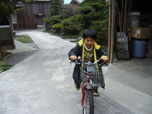 自転車乗り2
