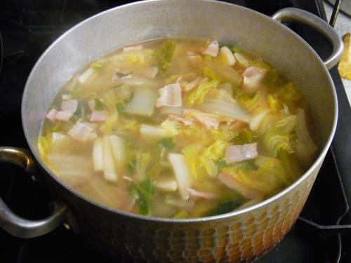 121230-221白菜とベーコンのスープ煮(S)