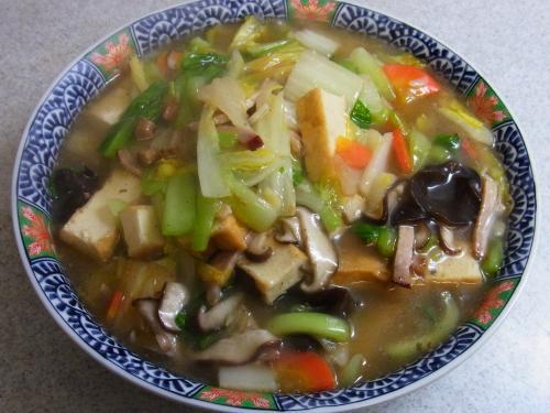 130120-221厚揚げと野菜の炒め(S)
