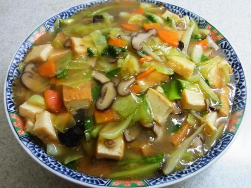 130414-221厚揚げと野菜のうま煮(S)