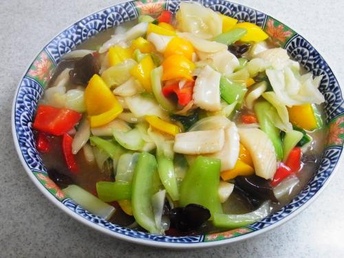 130506-211イカと野菜の炒め(S)