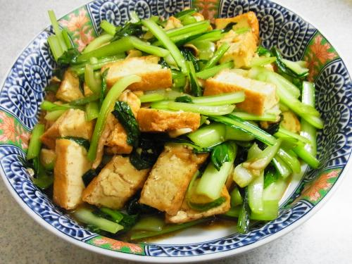 130623-221厚揚げと青菜の炒め(S)