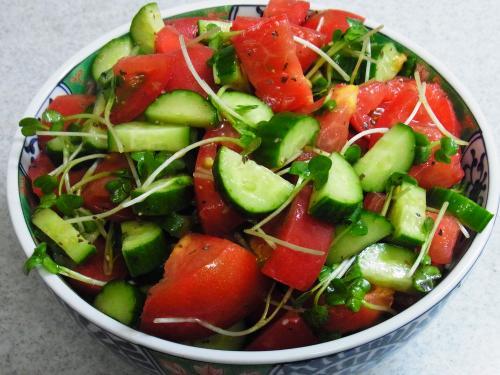 130810-231トマトときゅうりとカイワレのサラダ(S)