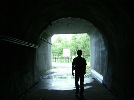 トンネル往き5