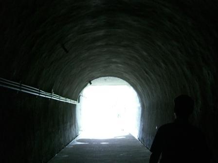 トンネル往き4