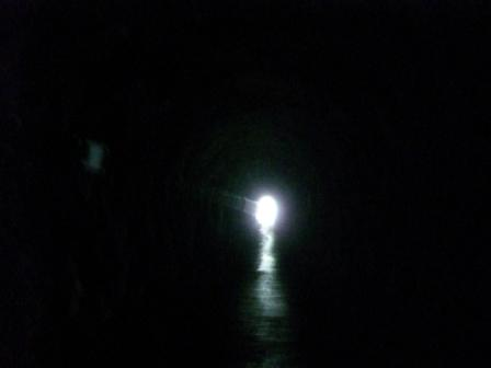 トンネル往き2