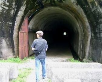 トンネル往き1