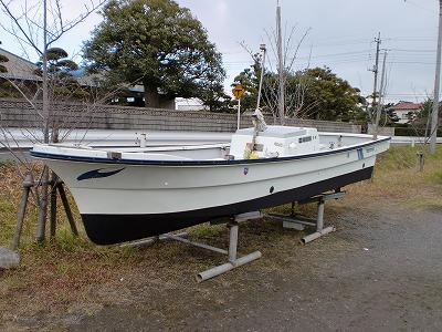 ヤンマー船
