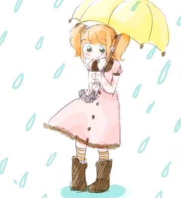 雨降りやよい
