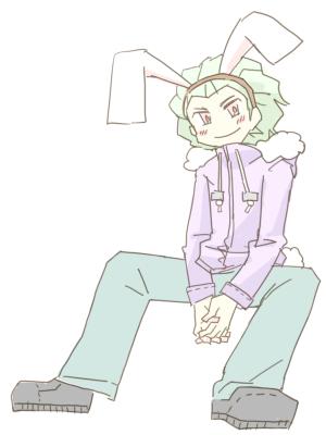 ウサギ翔太