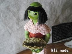 カッパ童女・完成2