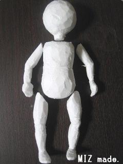 粘土人形芯20110711