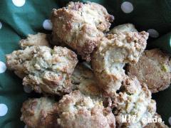 蕎麦の実ドロップクッキー