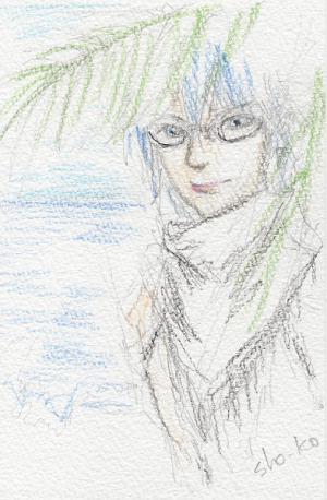 20120728(sho-koさん、暑中)