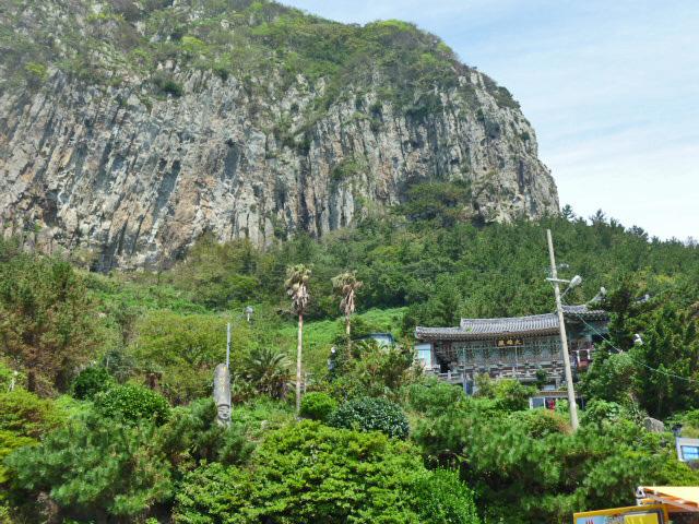 済州島 サンバングルサ (1)