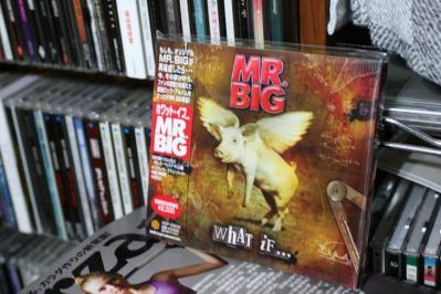 MR.BIGの新譜