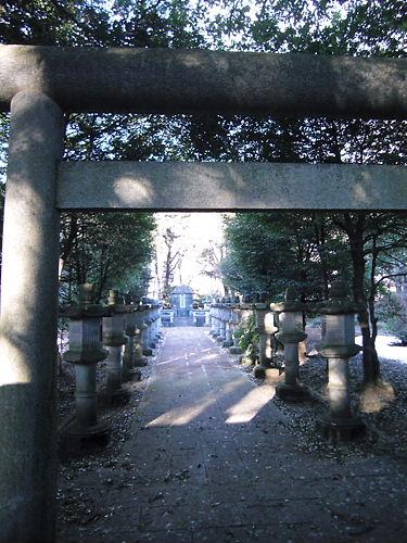 大山墓地 (2)