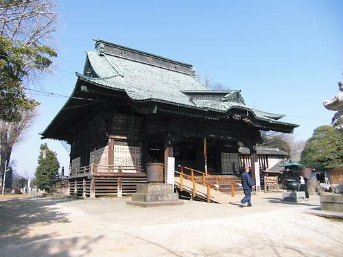 總願寺本堂