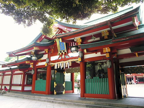 日枝神社 (9)