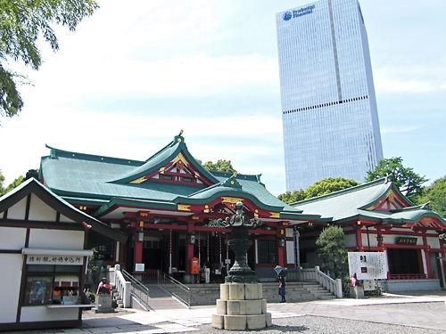 日枝神社 (7)