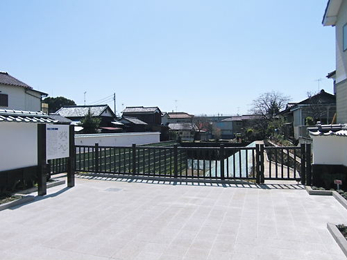 中ノ門堀跡 (2)